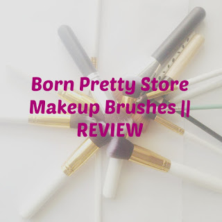 Born Pretty Store Brushes Review Cover