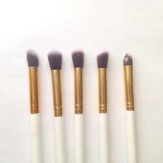 Born Pretty Store 10-piece Brush Set Eyes