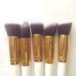 Born Pretty Store 10-piece Brush Set Face