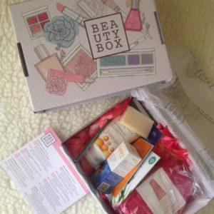 BeautyBox srpanj/kolovoz    UNBOXING