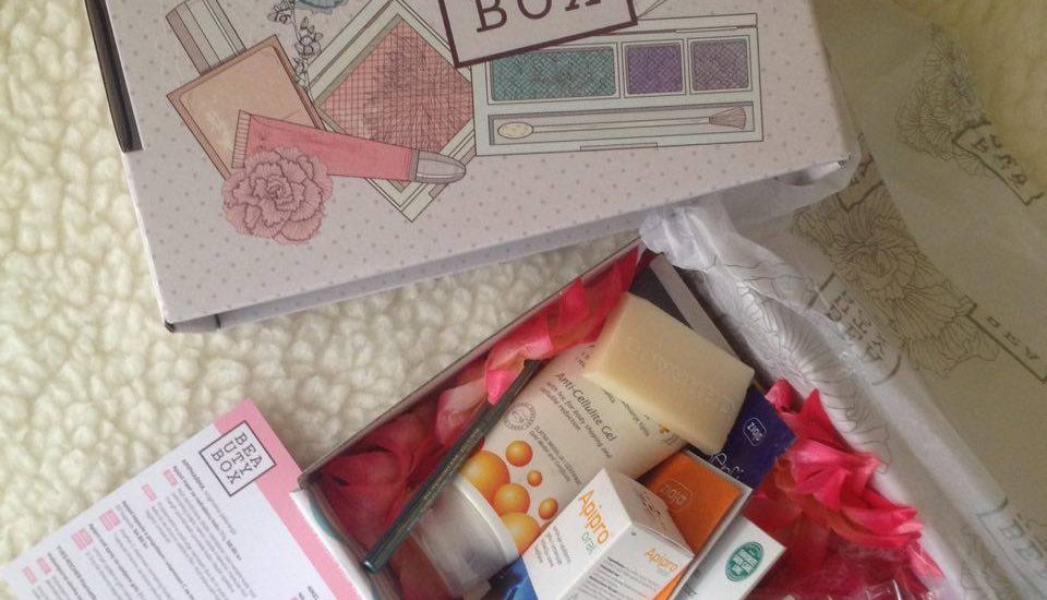 BeautyBox July/August    UNBOXING