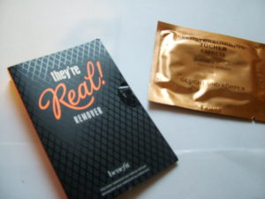 Foil packets to use up Random