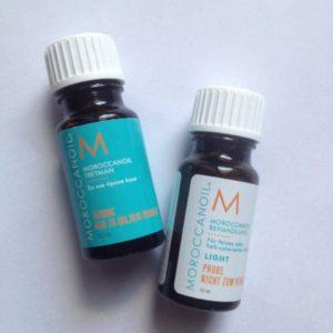 Moroccanoil treatments