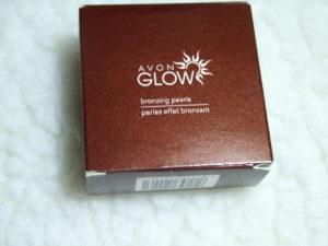 Avon Glow bronzing perle