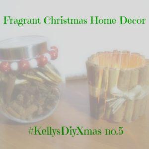 Fragrant Christmas Home Decor