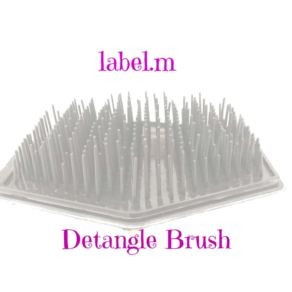 label.m detangle brush
