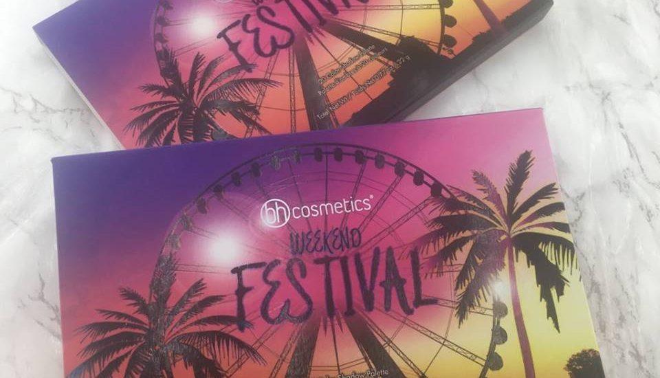 Weekend Festival paleta